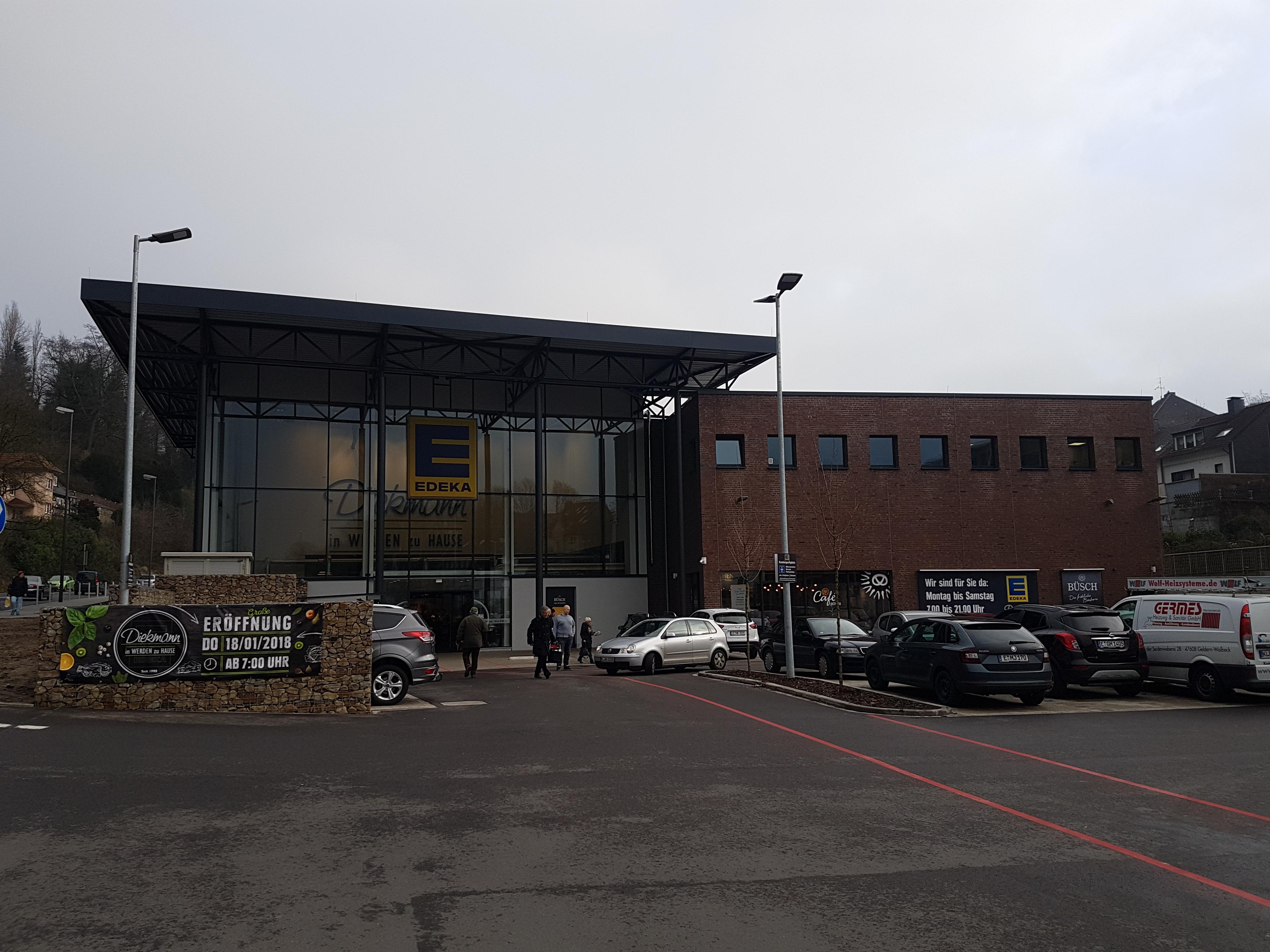 Edeka Zentrale Essen